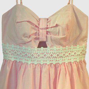 Lilly Pulitzer Dresses - LILLY PULITZER KATLYNN SEERSUCKER DRESS -Sz 2 & 4